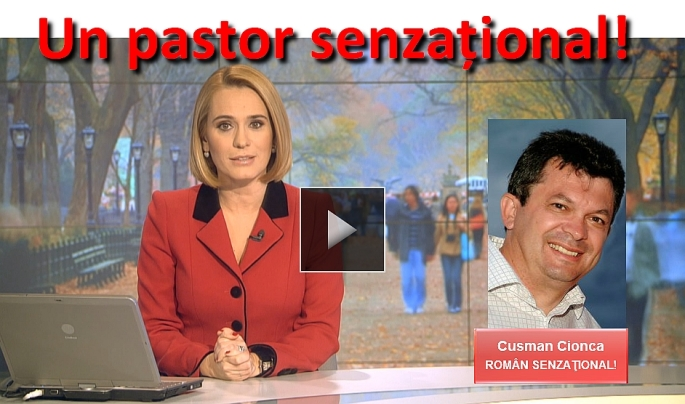 pastor senzational