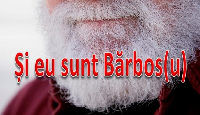 Si eu sunt barbos