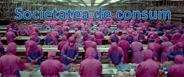 societatea de consum