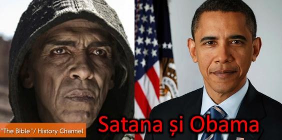 Satana si Obama