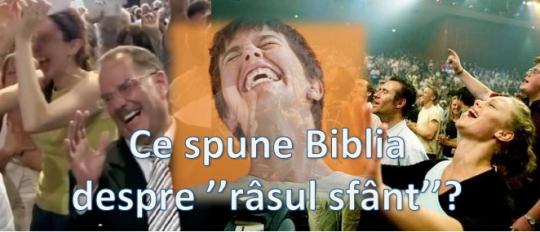 Ce spune Biblia 1