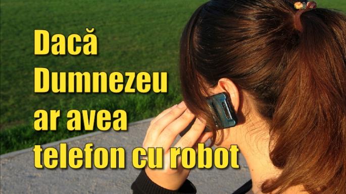 Robot tele