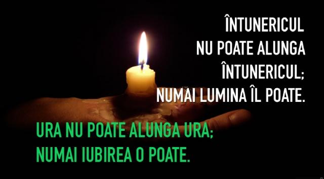 LUMINA SI IUBIRE